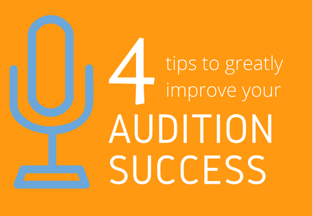 Improve your Audition SUCCESS