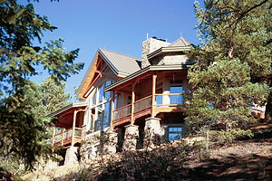 Teller County Home, Woodland Park Home