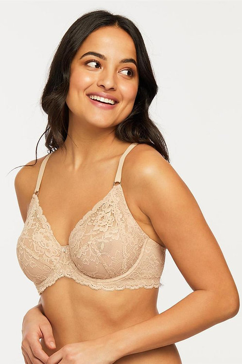 MONTELLE  | Muse Full Cup Lace Bra