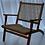 Thumbnail: Rattan Lounge Chairs x2
