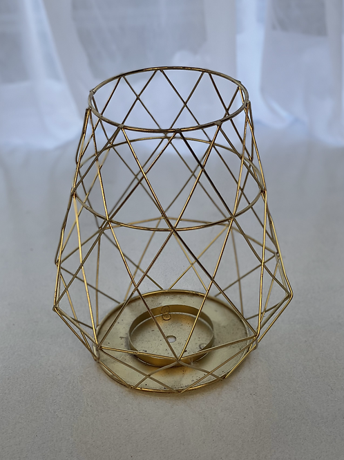 Gold Wire Centrepiece