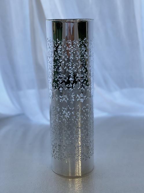 Tall silver Centrepiece