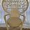 Thumbnail: White Peacock Chair