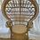 Thumbnail: Neutral Peacock Chair