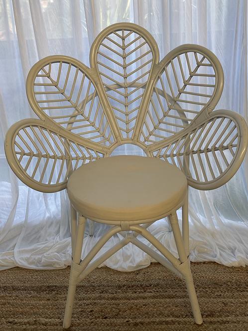 White Lotus Chair