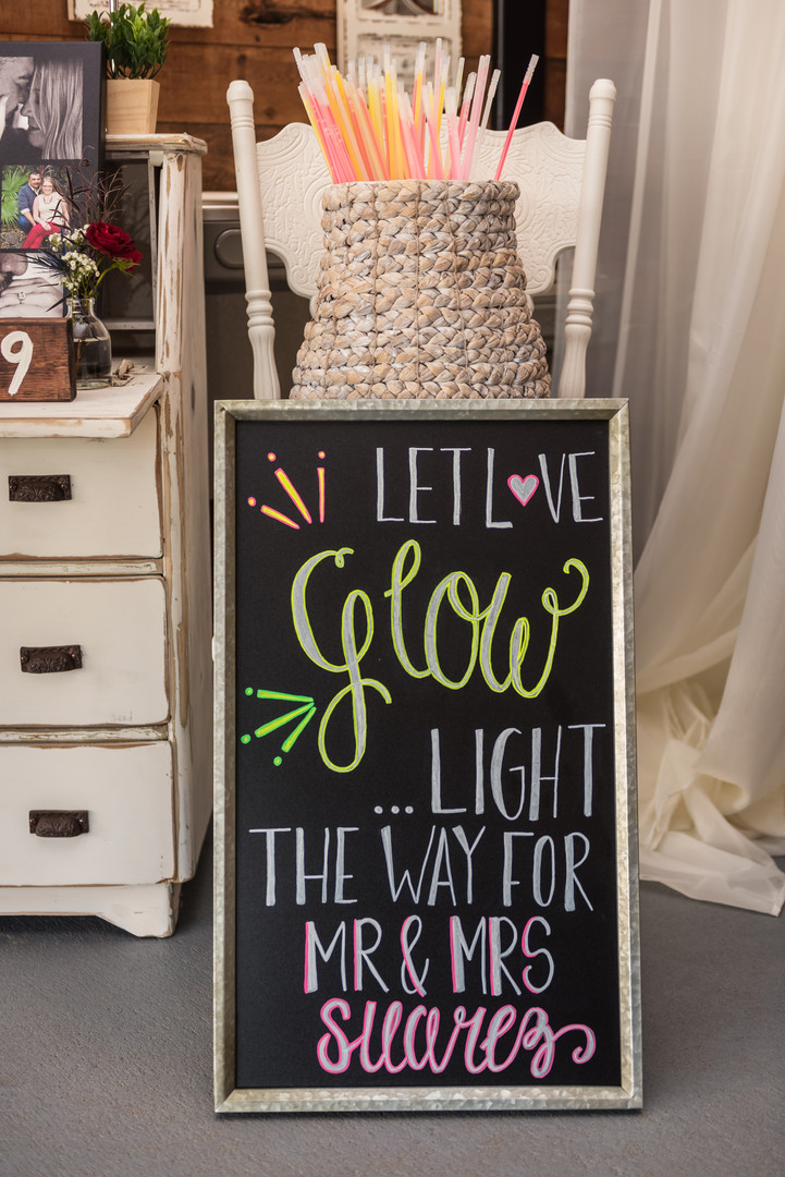 Let Love Glow
