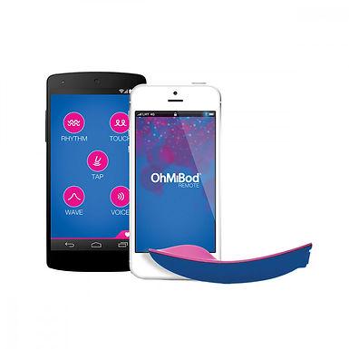 OhMiBod NEX1 BlueMotion Vibe