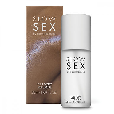 Bijoux Indiscrets Slow Sex Full Body Massage