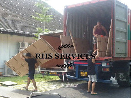 Rhs Movers At Work