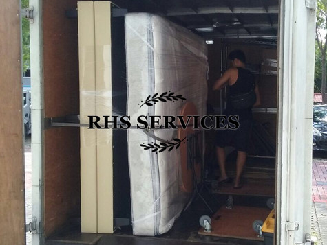 Secure Bed And Mattress In Truck