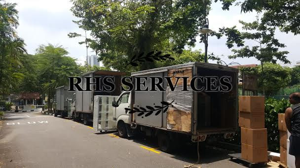 2 * 10ft lorry moving service
