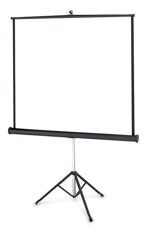 8x8ft Tripod Screen