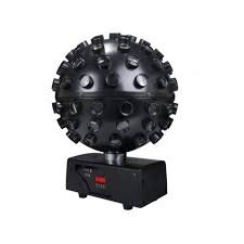 Rotating LED ball