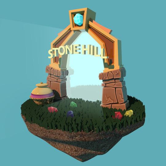 Stone Hill Portal