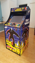 Arcade Machine Games List Street Fighter, WonderBoy, Ghoust & Gouls, Mortal Kombat,