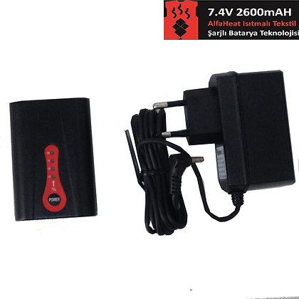 AlfaHeat® Isıtma Bataryası ve Şarj Aleti