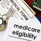 document-with-title-medicare-eligibility