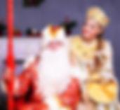 Дед Мороз банкетный зал for love