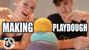 How To Make Play-dough The Easy Way...I Teach My Teenagers An Important Life Skill. :)