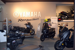 Exposición scooter