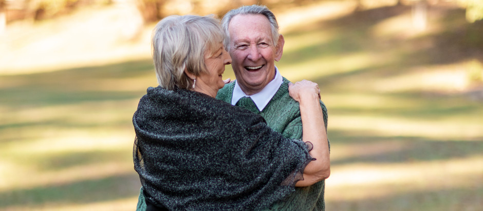 Pat & Jeff Celebrate 50 Years of Love & Laughter