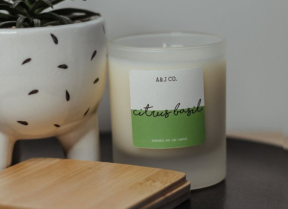Citrus Basil One Wick 147ml