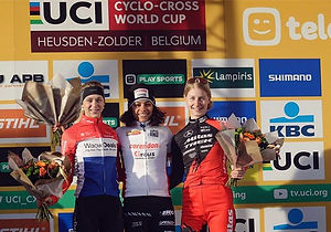 First cyclocross World cup podium! 🥳💫_
