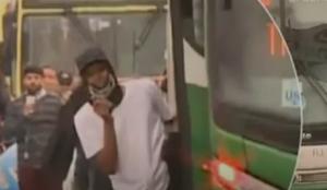 Sequestrador do ônibus é morto