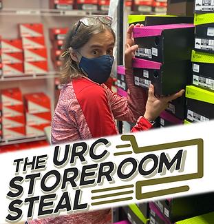 URC Storeroom Steal: Favorite Runs