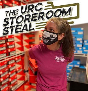 URC Storeroom Steal: Local Businesses