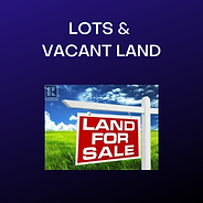 Lots & Vacant Land - image of a vacant lot with a for sale sign.