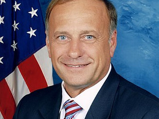 Steve King hopes to advise Marjorie Taylor Greene on what to do with her spare time
