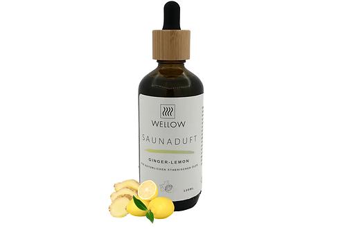 Saunaduft Ginger-Lemon 100ml
