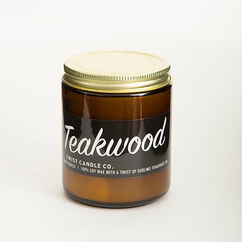 Teakwood 7oz