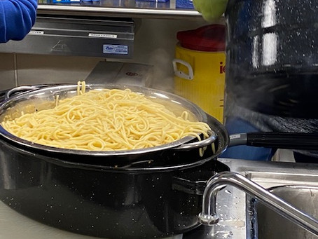 Pasta Dinner Benefits ALC