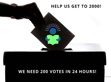 200 Votes in 24 Hours!