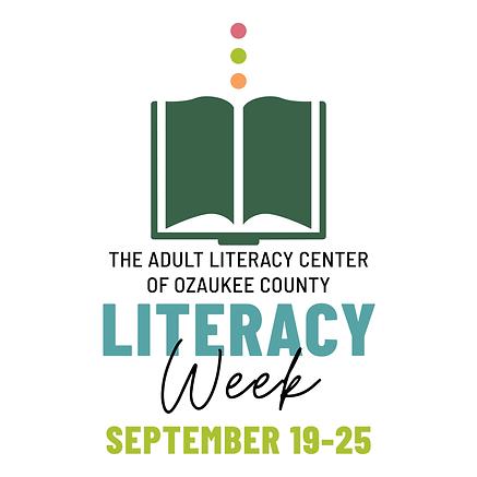 Literacy Week Logo