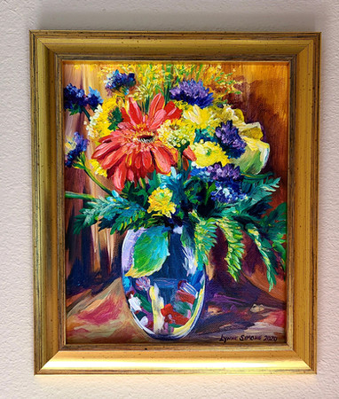 """""""New Year's Bouquet"""""""