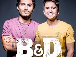 Imigrantes Hotel receberá a dupla Bruninho & Davi
