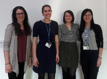 29.03.2019 | 'Cleft Net East: Adolescent Psychology Support Group' - Addenbrooke's Hospital