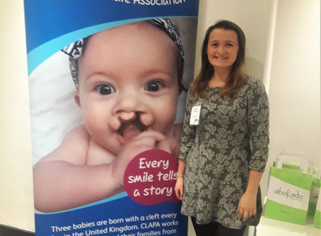 17.11.2018 | 'CLAPA Adult Conference' - Cleft Lip and Palate Association