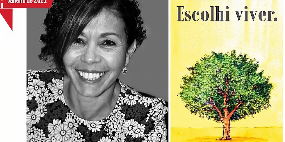 """Lançamento do Livro """"Escolhi Viver"""" de Fátima Valentim"""