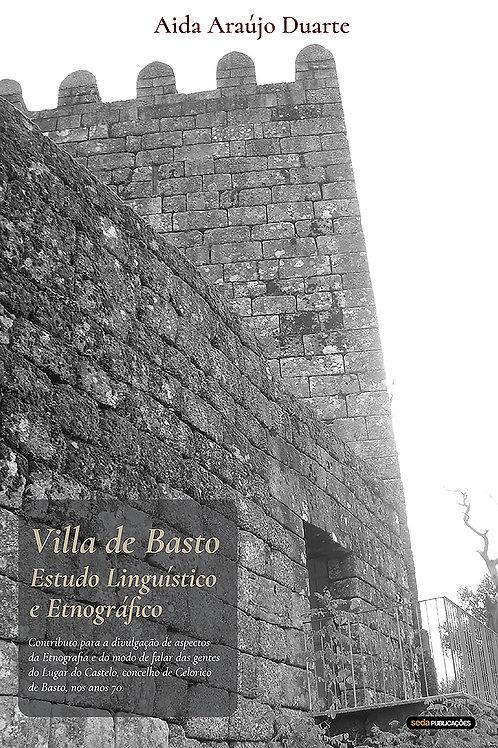 Villa de Basto - Estudo Linguístico e Etnográfico