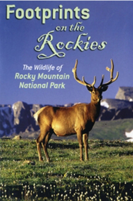 Footprints on the Rockies - DVD