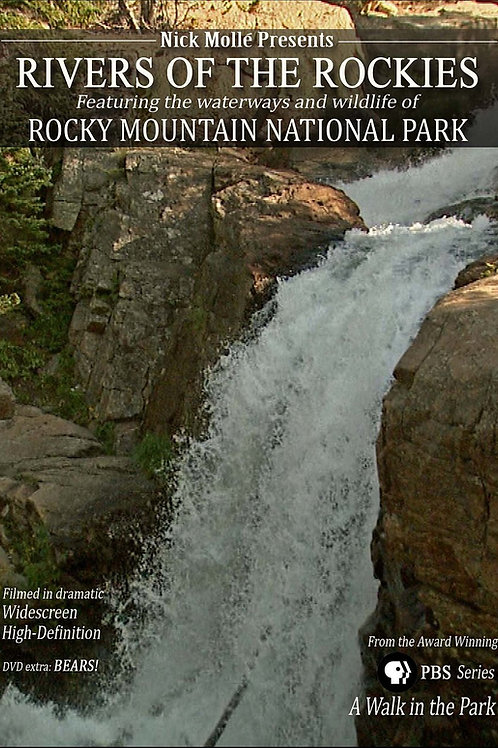 A Walk in the Park: Rivers of the Rockies - DVD