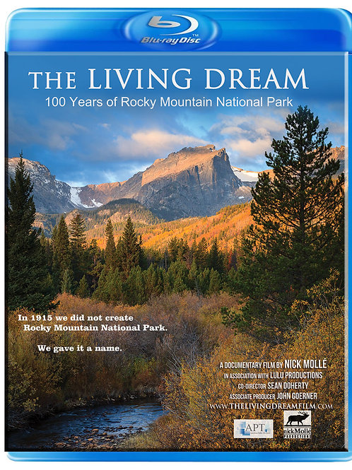 The Living Dream - Blu-ray