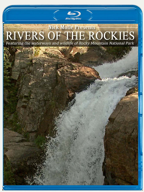 A Walk in the Park: Rivers of the Rockies - Blu-ray