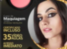 Curso de maquiagem completo com certific