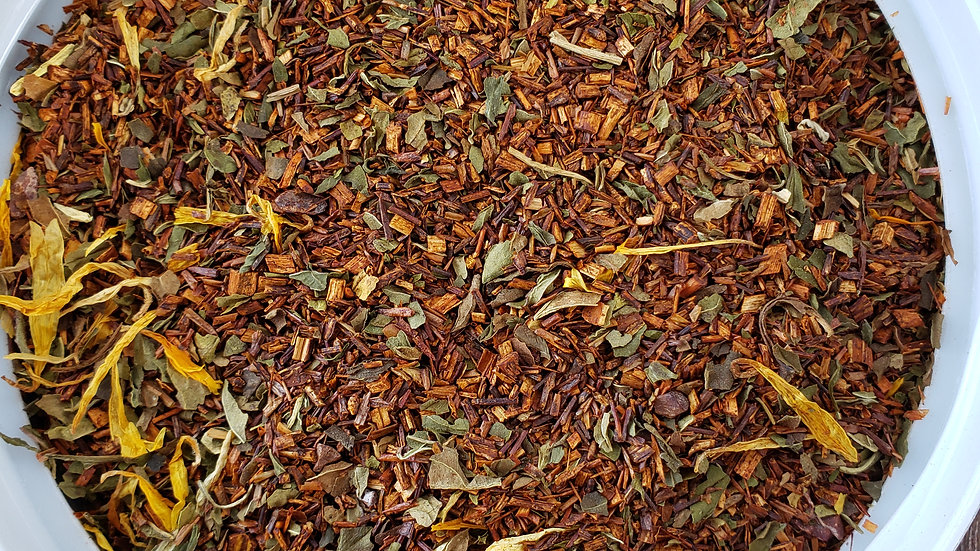 Chocolate Mint Rooibos (3 serving packet)