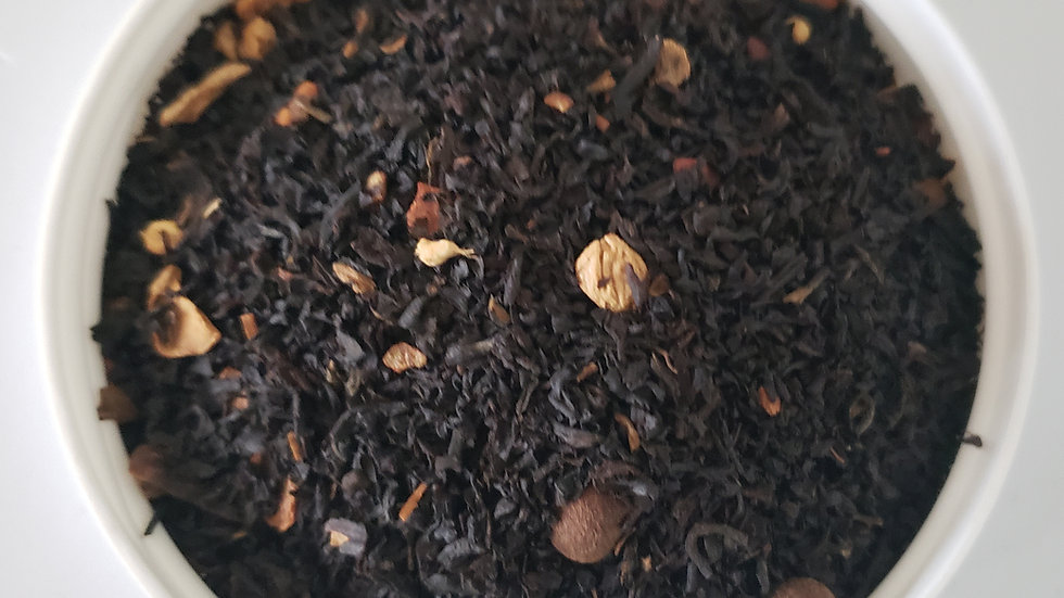 Pumpkin Spice Chai Black (6 serving packet)